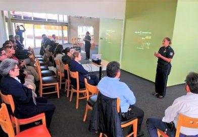Imparte Seguridad Pública talleres al sector empresarial seguridad