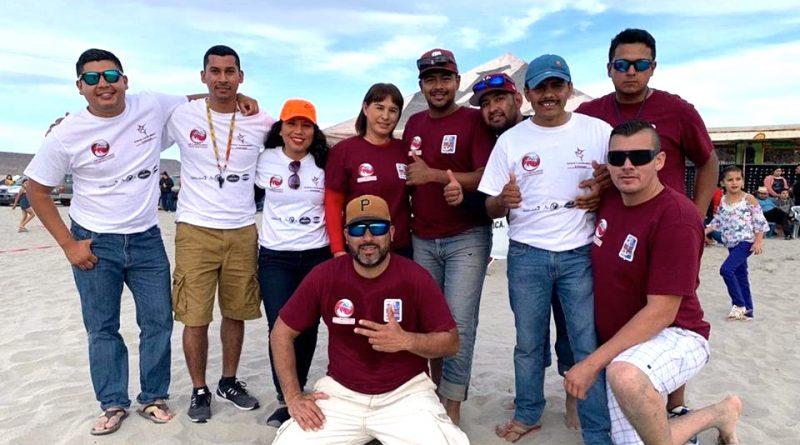 IMDECOM lleva a cabo eventos deportivos dentro del festival San Juanico en La Playa 2019