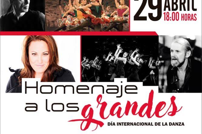 Se realizará gran espectáculo con motivo del día internacional de la danza
