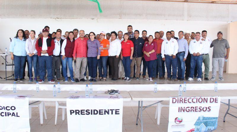 Exitosa jornada de Beneficio para Habitantes de Santo Domingo