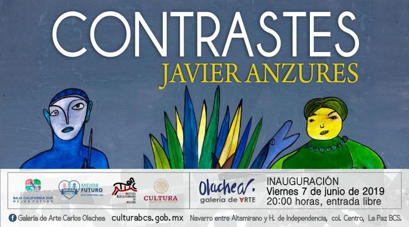 Galería de arte Carlos Olachea exhibirá obras del artista internacional Javier Anzures