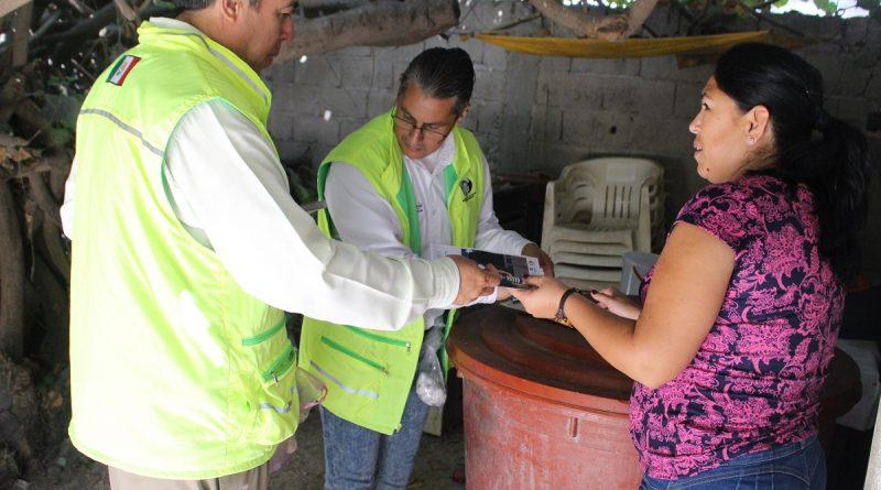 COEPRIS desarrolló jornada de promoción al saneamiento básico en el Esterito