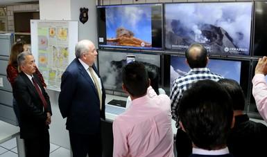 Es nombrado Leonel Cota, Secretario Ejecutivo del Sistema Nacional de Seguridad Pública