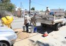 Rehabilitación de calles  y avenidas en Los Cabos con Programa Bacheo tras fuga.