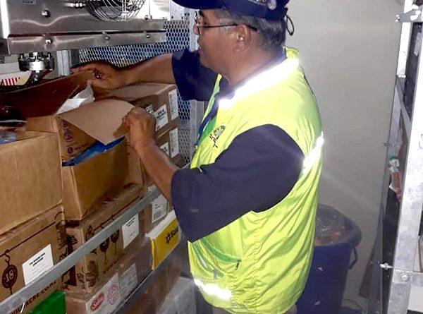 Realiza COEPRIS verificaciones sanitarias en embarcaciones de altura