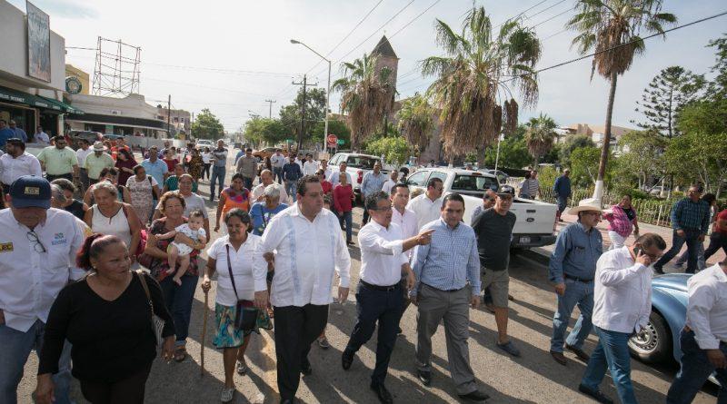 Vamos a traerla nueva vida al centro de la Ciudad de La Paz