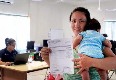 Realiza salud jornada de afiliaciones al seguro popular en comunidades rurales de La Paz y Los Cabos