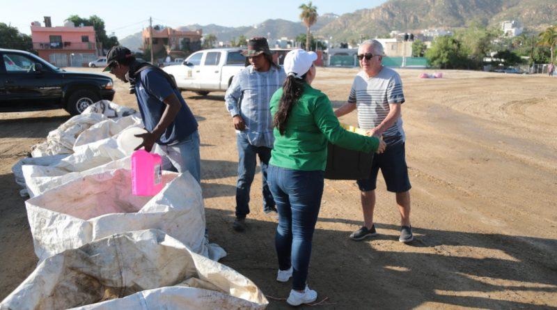 """Con el Programa """"Yo Reciclo"""" se han acopiado más de 24 mil kilogramos de residuos inorgánicos a un año de Gobierno"""