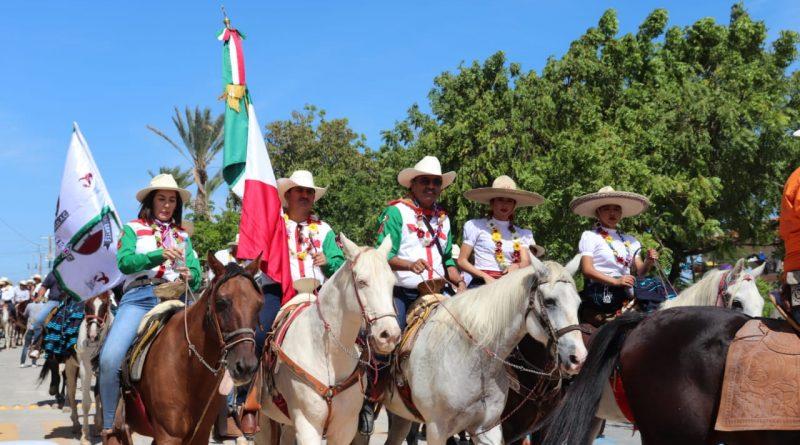 En honor al Santo Patrono se celebran Mañanitas, Cabalgata y Misa en Cabo San Lucas