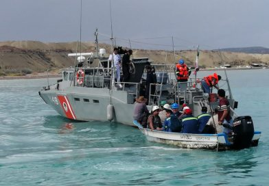 Armada de México rescata a 44 personas de las minas de ROFOMEX