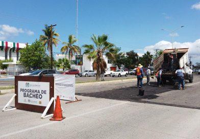 Habrá programa inmediato de bacheo para La Paz: Genaro Ruíz