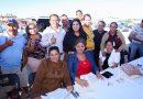 Con la entrega de tinacos; antes de concluir el año se beneficiarán 1,183 familias de Los Cabos