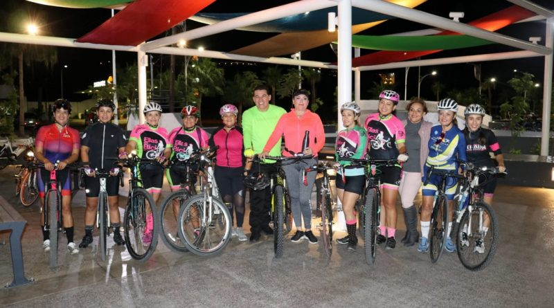 Con la Ciclovía Rangel, tiene La Paz una opción más para la micromovilidad