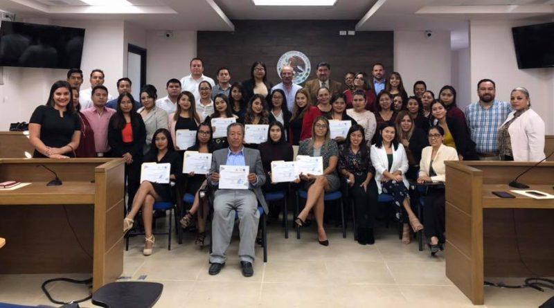 UABCS Los Cabos concluye diplomado en el Sistema de Justicia Penal