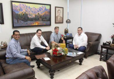 Continúa llegando la Inversión a BCS: Carlos Mendoza