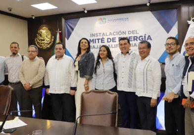 Se integra la UABCS al nuevo Comité Estatal de Energía