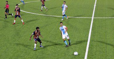 Dividen puntos La Paz F.C. y San Francisco