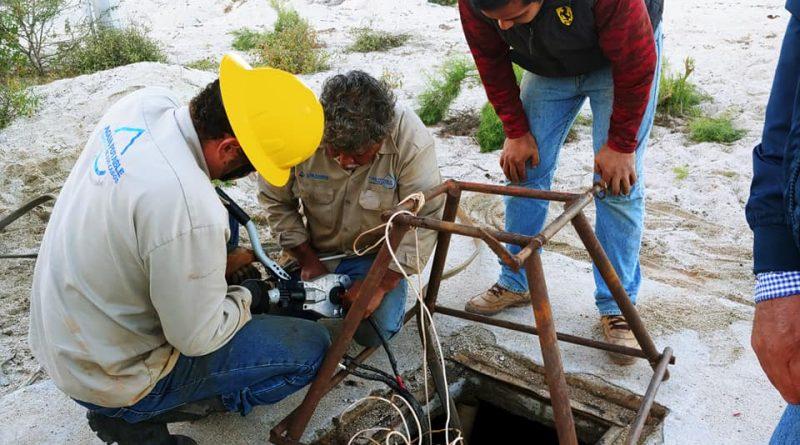 Agradece delegación de Santiago a Gobierno de Los Cabos mantenimiento del pozo Zacatal II; se suministrarán más litros por segundo en beneficio de la población
