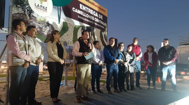La Paz es Bella dará otra imagen a la ciudad: Rubén Muñoz