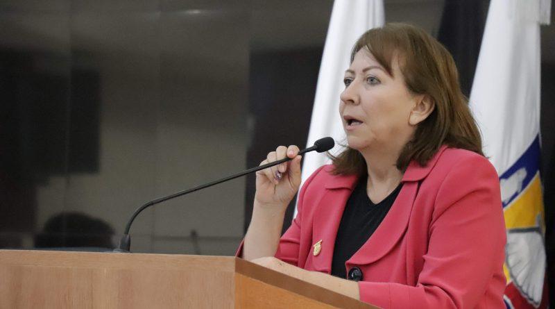 Desconoce Congreso de BCS declaratoria de diputada con funciones suspendidas