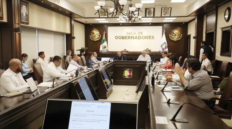Acuerdan Gobierno del estado y municipios acciones para la economía y el empleo