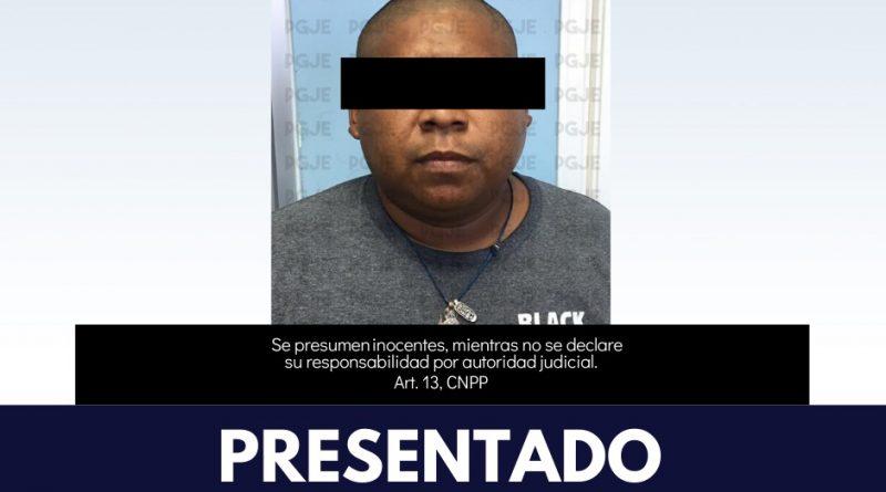 Presentan ante el MP a presunto incitador a rapiña en Los Cabos