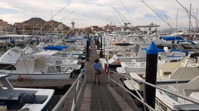 Cierran puertos a embarcaciones de turismo náutico y pesca deportiva por COVID-19