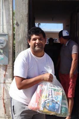 La alcaldesa Armida Castro atiende y apoya solicitud ciudadana de vecinos de la colonia Leonardo Gastelum 5ta etapa