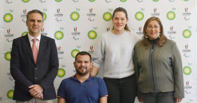 bp apoya a atletas mexicanos en su camino a los Juegos Paralímpicos de Tokio
