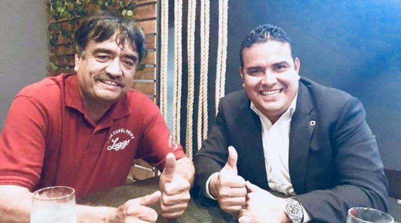 Suman esfuerzos Alejandro Rojas y el profesor Leggs en Los Cabos