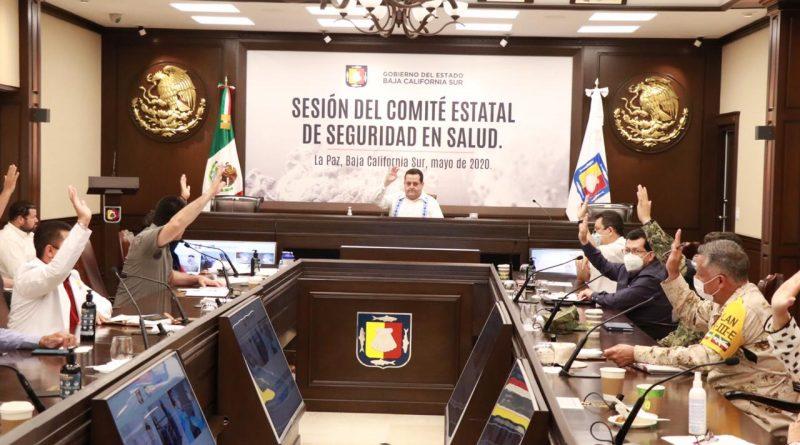 Autoriza comité estatal de seguridad en salud reactivar la industria de la construcción y la minería