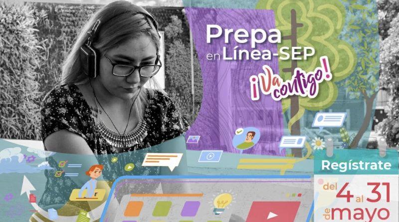 Cierra SEP convocatoria para ingresar a prepa en línea