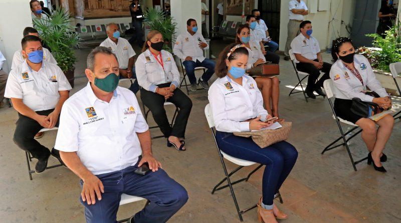 Estrechan lazos Gobierno Municipal y Los Cabos Coastkeeper