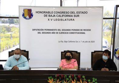 Recibe Congreso de BCS reforma ciudadana para que candidaturas independientes reciban financiamiento privado