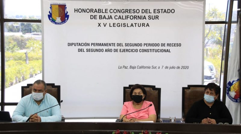 Recibe Congreso de BCS reforma ciudadana para que candidaturas independientes reciban financiamiento privado