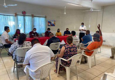 Instala Protección Civil los consejos delegaciones ante temporada de huracanes