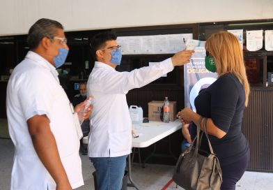 Promueve SEP autocuidado y refuerza filtros sanitarios para prevenir el COVID 19