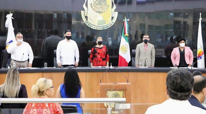 ESCAPARATE POLÍTICO  Por Jesús Ojeda Castro – Concluye Congreso periodo con sesión solemne y nombra directiva para el tercer y último periodo de sesiones.