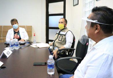 COEPRIS acuerda acciones con transportistas para el cumplimiento de protocolos sanitarios
