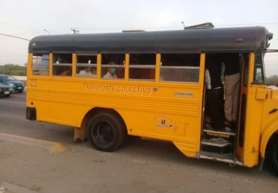 Implementan operativo para detección de exceso de pasaje en transporte colectivo