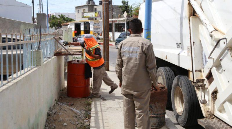 Gobierno de Los Cabos mantiene la eficiencia en los Servicios Públicos durante la contingencia sanitaria