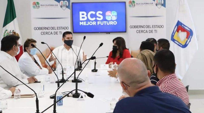 Se compromete Álvaro De La Peña a analizar propuesta de reabrir gimnasios