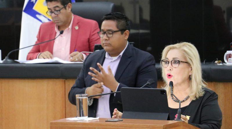 Rinde segundo informe diputada Anita Beltrán Peralta