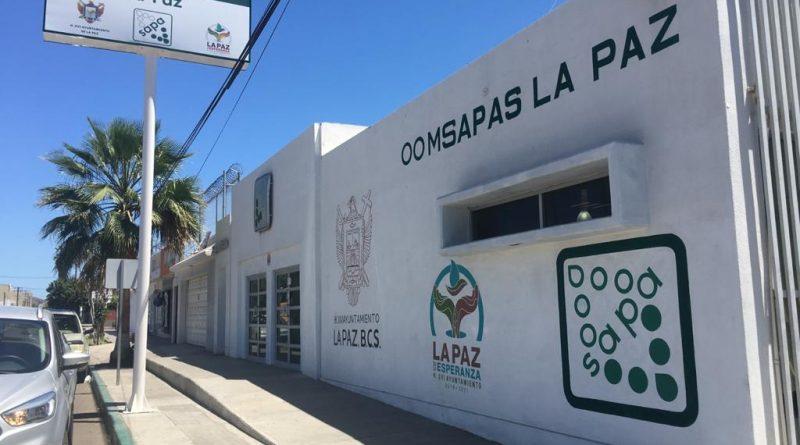 Actualizará OOMSAPAS La  Paz su padrón de usuarios