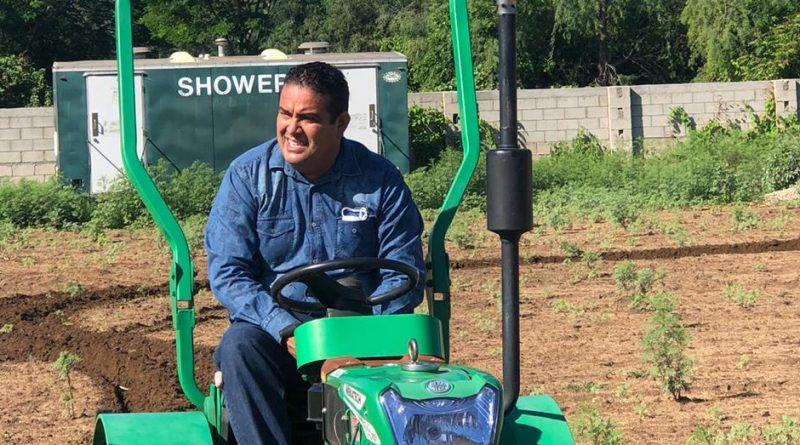 Se requiere voluntad para crear en el campo empleos decentes y productivos: Alejandro Rojas