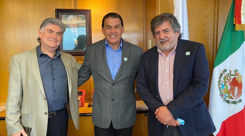 Promueve Rubén Muñoz más rutas aéreas nacionales e internacionales para La Paz
