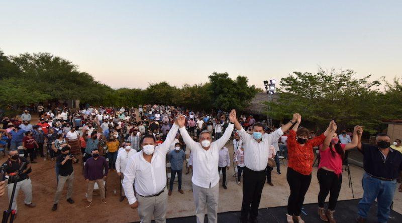 """ESCAPARATE POLÍTICO Por Jesús Ojeda Castro +El """"extraño retorno"""" de Alberto Rentería a Morena agravó la confrontación entre grupos y aumentó la división partidista."""