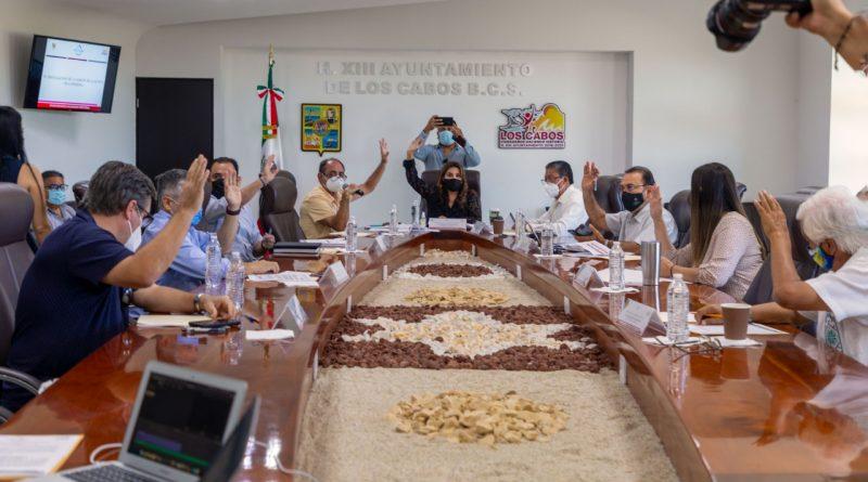 Se aprueba el Programa Anual de Obras Públicas y de Servicios 2021 para Oomsapas Los Cabos