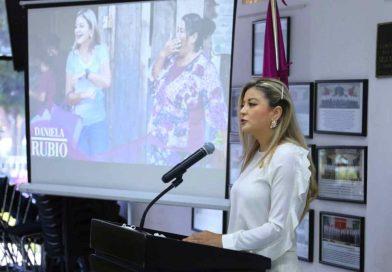 Rinde Segundo Informe Diputada Daniela Rubio