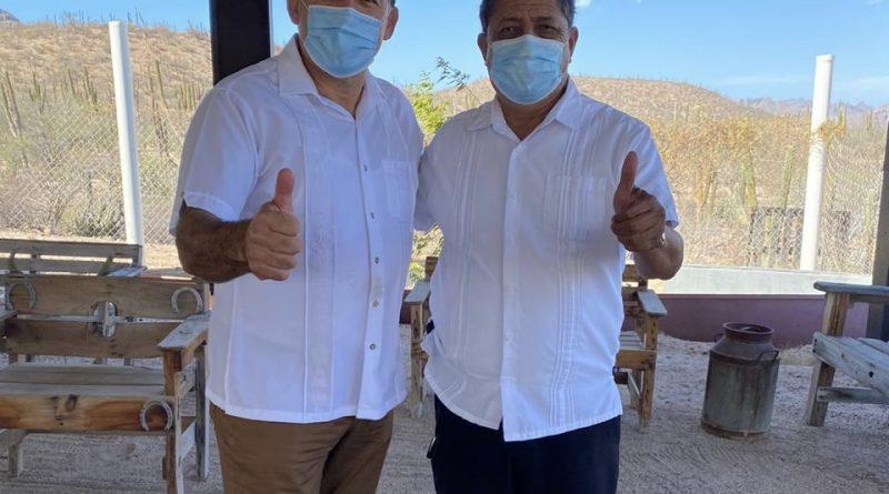 Existen acercamiento de Nueva Alianza con Rubén Muñoz